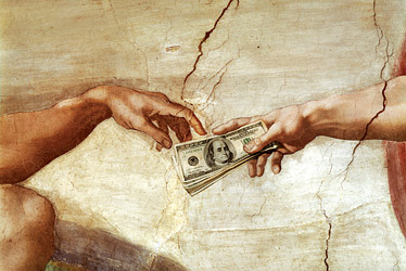 Image result for corrupt church waste